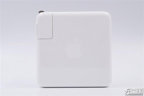 苹果96W快充充电器拆解:世界一流之作