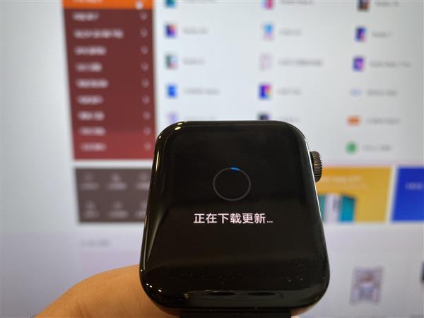 小米手表首次系统更新!充电不再慢 体验大升级