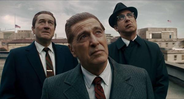 一群75岁老戏骨 《爱尔兰人》上映首周有2640万个用户观看