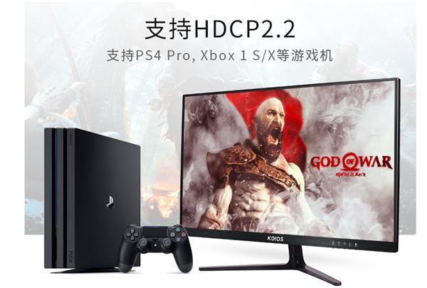 LCD面板已疯狂 27寸4K HDR 10bit表现器只要909元