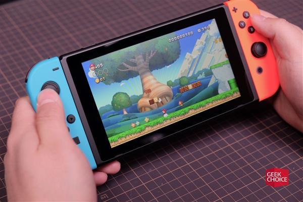 本周新品:国走Switch到手了 但只能玩一款游玩?