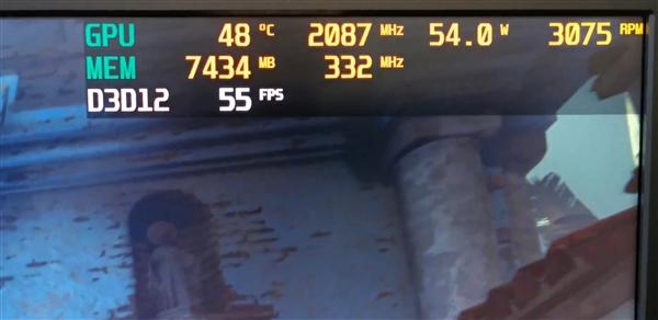 7nm立功:AMD RX 5500 XT风冷可超频2.2GHz
