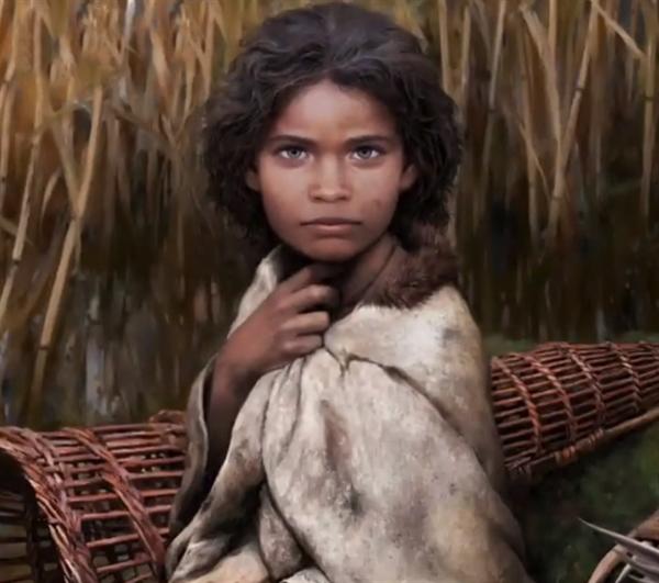 神奇!科学家用古代口香糖提取DNA:成功复原5700年前女孩