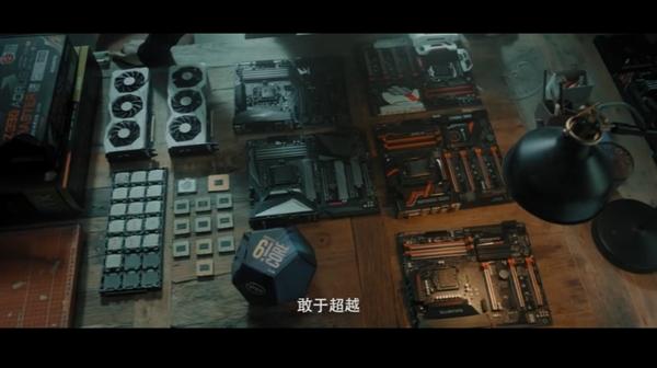 電競高手求推薦電腦 技嘉送上大雕全家桶定制MOD主機