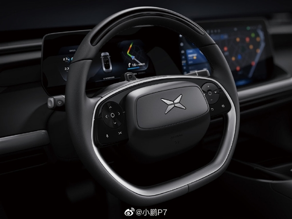 Model3最大对手来了!幼鹏P7新添车型预售:24万首 续航超550KM