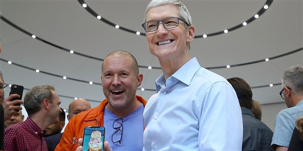 2019年庫克收獲1.25億美元:不算股票是蘋果員工薪酬中值的201倍