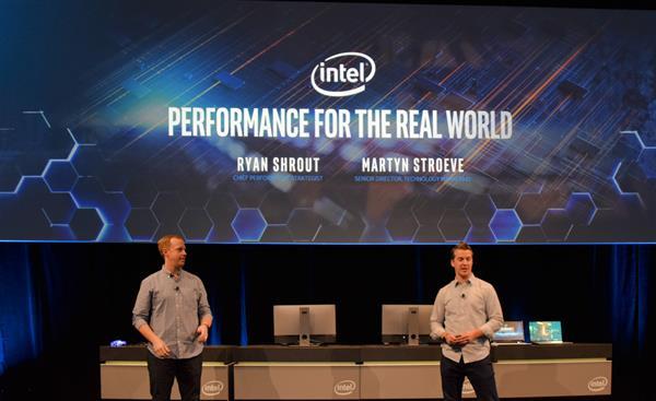 "Intel要跟AMD比""实在性能"" 笔记本CPU也要超越8核5GHz"