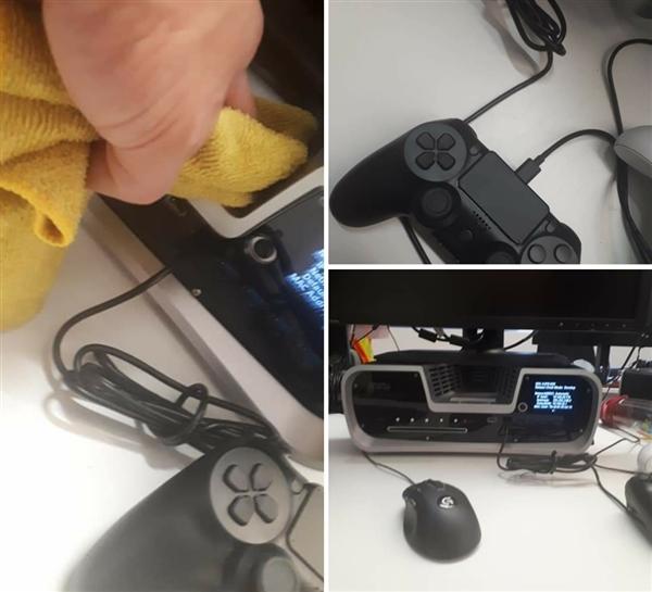 索尼PS5真机曝光:这造型真抢眼