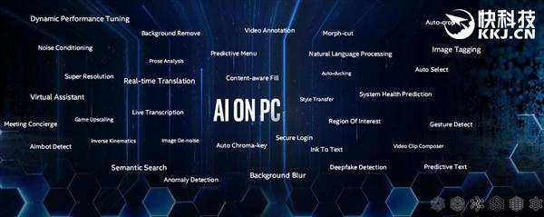Intel Tiger Lake添入清新AI引擎!PC越来越智慧