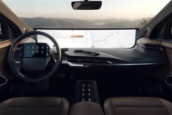 拜腾汽车获日本商社丸红数百万美元投资:新车中控屏达48英寸