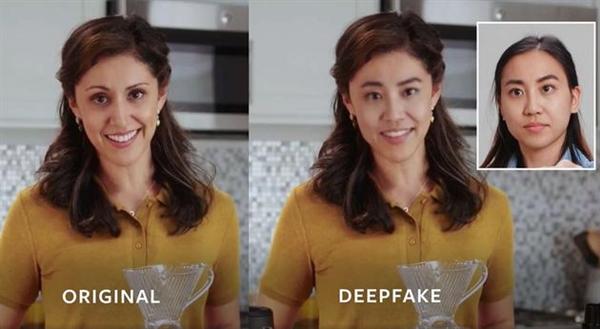 脸书封禁AI换脸等视频 但业妻子士称效率有限
