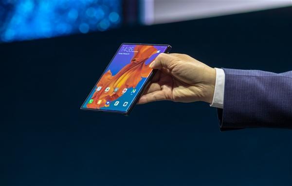 华为:折叠屏手机Mate X上市以来月销量达10万台