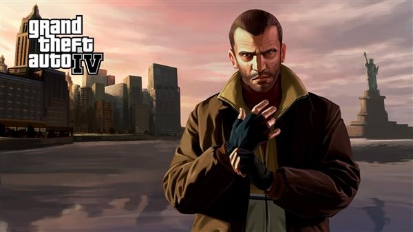 R星神作《GTA IV》被Steam下架:或因音笑版权到期