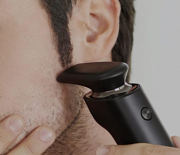 米家电行剃须刀S500C公布:剃须、洁面、修鬓三相符一