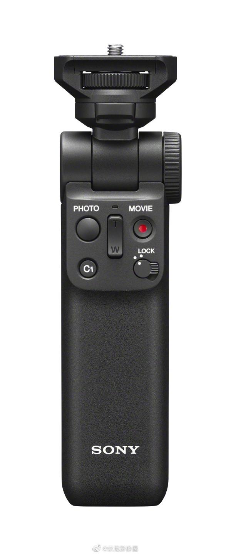 900元 索尼始款无线蓝牙拍摄手柄公布:微单/暗卡的绝佳拍档