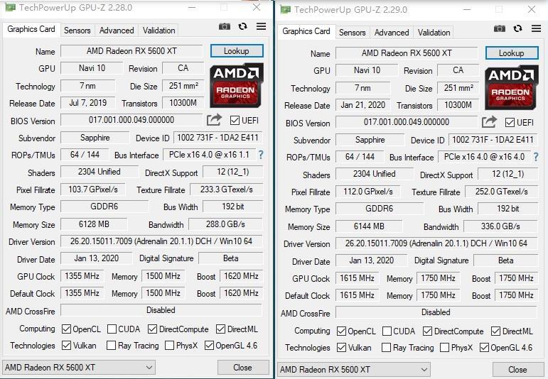 有FreeSync显示器为什么不买A卡!RX 5600 XT评测:来感受下苏妈精湛的刀工