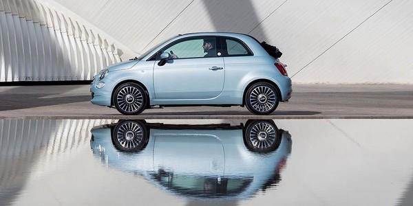 新款菲亚特500e或将亮相日内瓦车展 续航约200公里