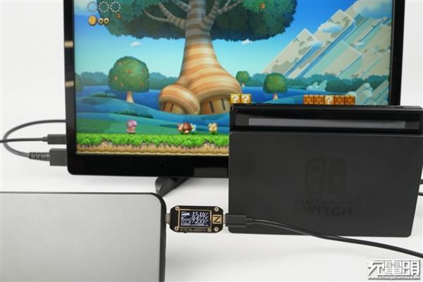 任天国Switch国走版挪移电源兼容性大评测:20000mAh篇