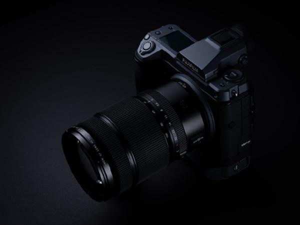 为中画幅而生!富士龙GF45-100mmF4 R LM OIS WR无逆变焦镜头发布