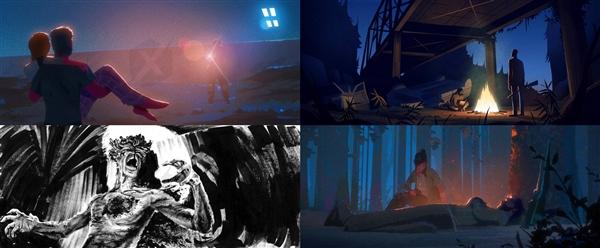 索尼通走《最后生还者》动画短片剧照泄露 怅然项现在恐已作废