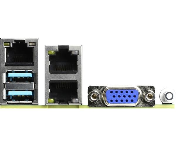 华擎公布X570 ITX迷你服务器主板:两个Intel万兆网卡