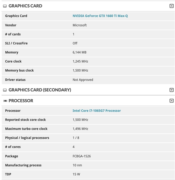 Surface Book 3终于现身:10nm i7+GTX 1660 Ti