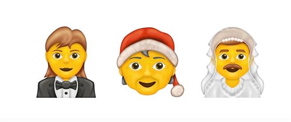 Emoji外情2020年更新上线:总共达117个