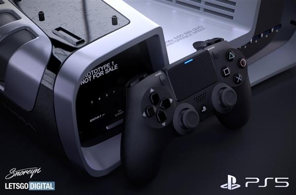 索尼即将展出:下一代游戏主机就叫PS5!