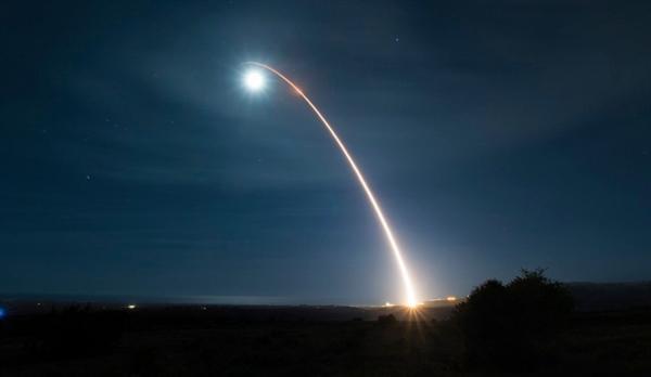 美国太空部队开起走动:发射导弹进走数据搜集测试义务