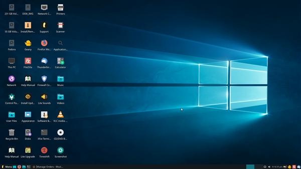 Windows 12见过吗?Linux换皮、号称完美取代Win10