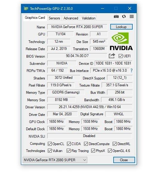 GPU-Z 2.30.0版发布:竟不忘9年前的40nm GTS 450