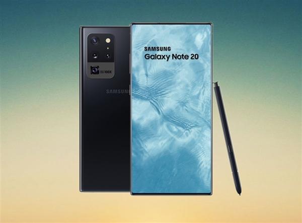 三星Galaxy Note 20曝光:就是带S Pen的S20 Ultra?