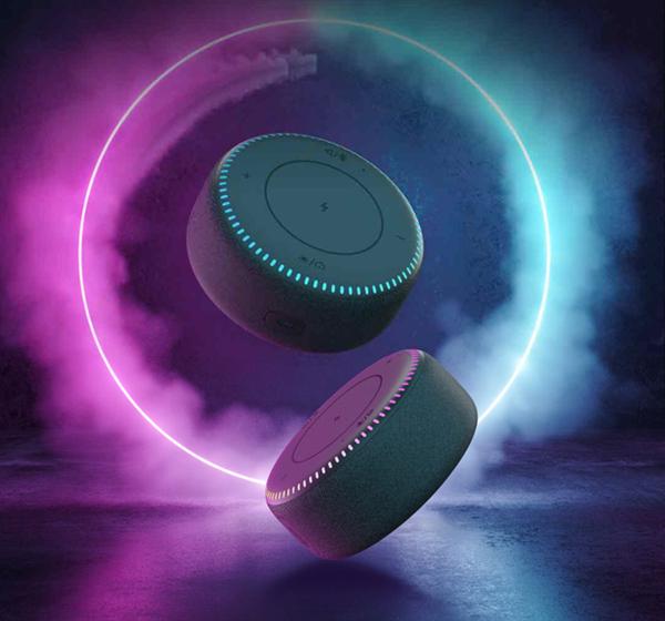 ZMI无线充蓝牙音箱发布:20W无线闪充 7栽炫彩灯光