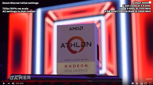 《息灭兵士:永恒》神优化?高玩:AMD核显都能跑60fps