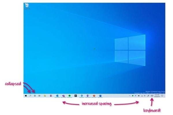 Windows 10新版19592推送:改良二合一PC平板形态交互体验
