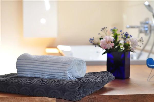 为什么棉毛巾在自然干燥后会变硬?