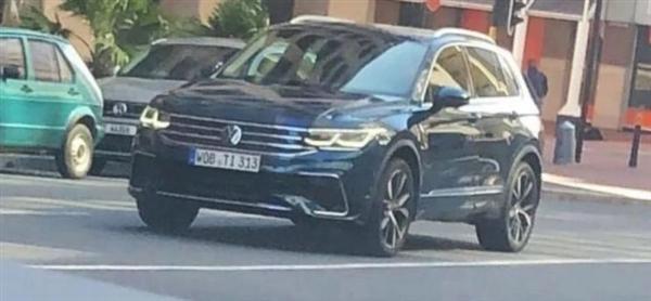大多CEO自曝崭新SUV奏效图:Tiguan继任者