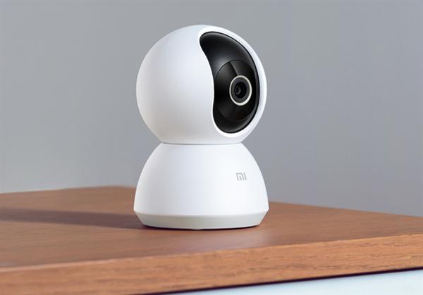 幼米崭新智能摄像机发布:2K超清 360° 108°无物化角