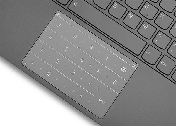 39元 联想幼新智能键盘史矮:触控板秒变数字键盘