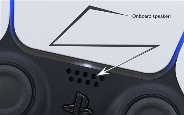 360度详解索尼PS5新手柄DualSense:十大转折