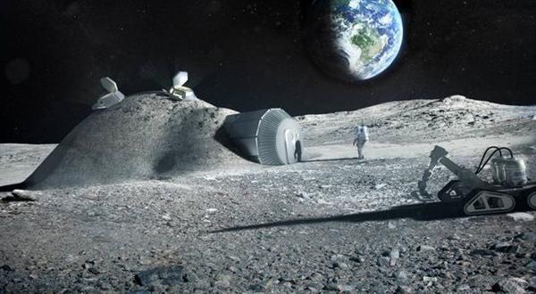 宇航员尿液神奇新用途:在太空中修建月球基地