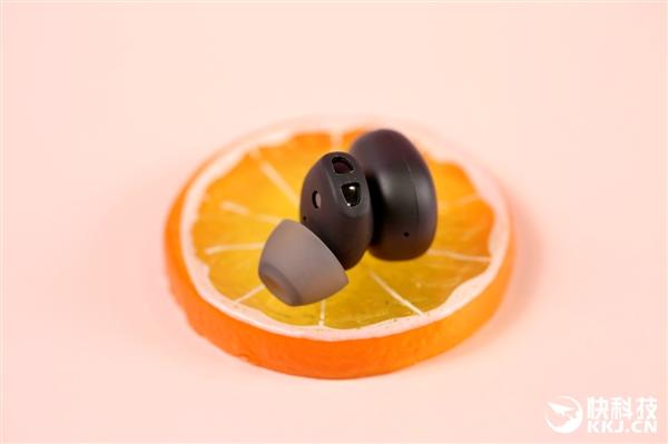 比AirPods Pro还幼巧!华米真无线耳机PowerBuds图赏