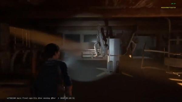 PS5护航通走《末了生还者2》片段泄露:次世代主机只能跑30帧?
