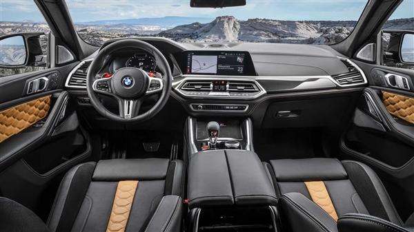 快过保时捷911 崭新一代宝马X6 M国内上市:146.89万