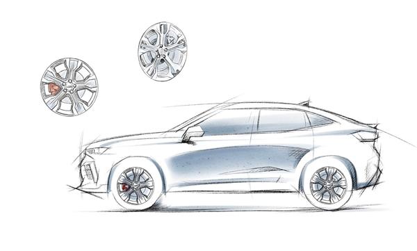 不再是奔驰专属!WEY联手巴博斯打造VV7 GT新车型