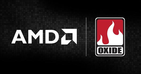 AMD站将来!牵手老友Oxide Games:打造画质更强大年夜的云游戏