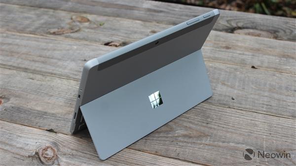 支撑Wi-Fi 6 微软Surface Go 2 LTE版获FCC认证