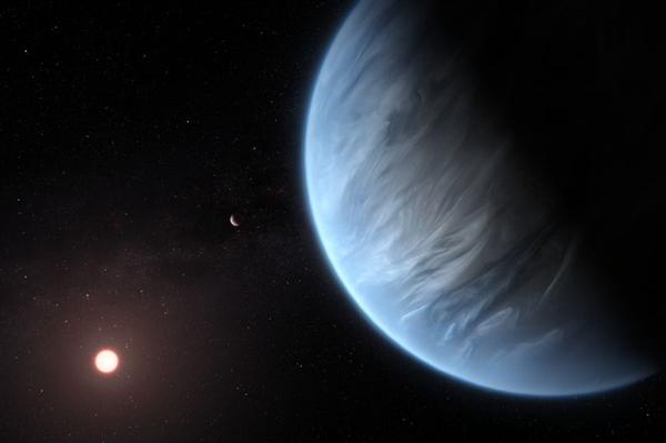 24722光年!在银河系中心发现迄今最遥远的超级地球