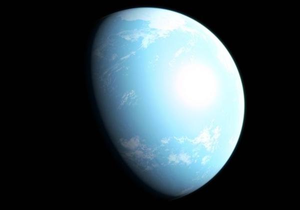 24722光年!在银河系中央发现迄今最迢遥的超级地球