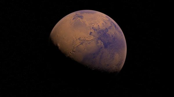 40%的火星外貌能够存在盐卤水:微生物难以生存